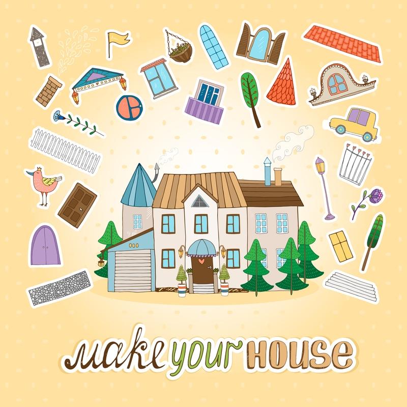 Kreiere deinen eigenen Landhausstil