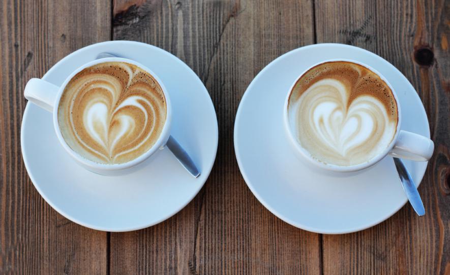 Kaffee Genuss Cappuccino