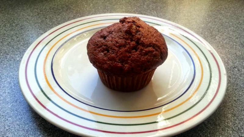 Fluffige Schoko-Bananen Muffins sind schnell gemacht - und sooo lecker.