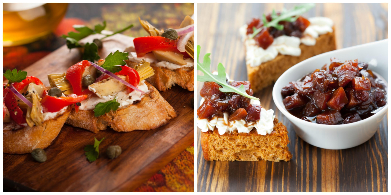 Aus den eingemachten Köstlichkeiten lässt sich so manch schönes zaubern - von Artischpcken-Toast bis Kürbis-Tomaten-Chutney