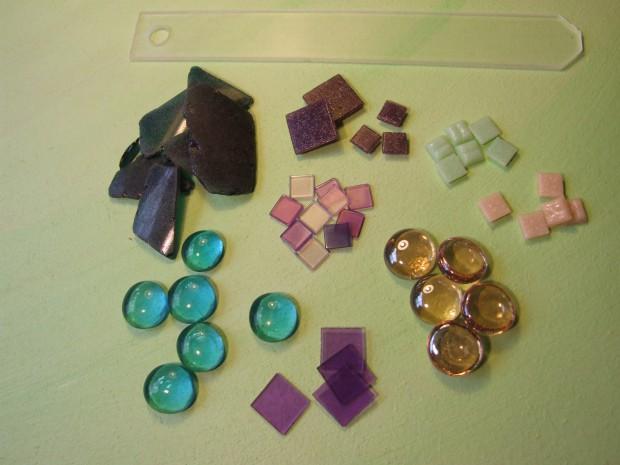 Anleitung Mosaike basteln 3