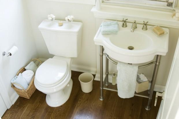 DIY: 3 Tipps für ein kleines Bad