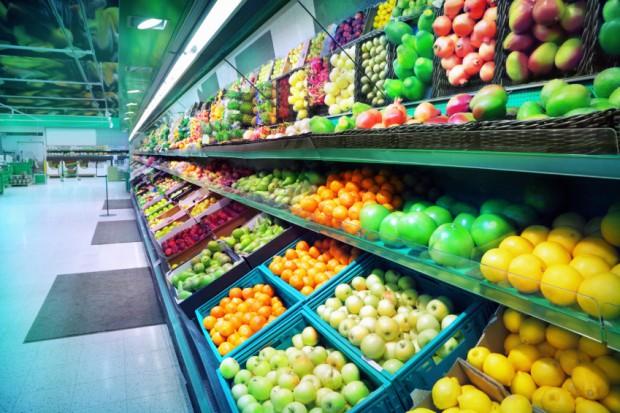 supermarkt obst gemuese