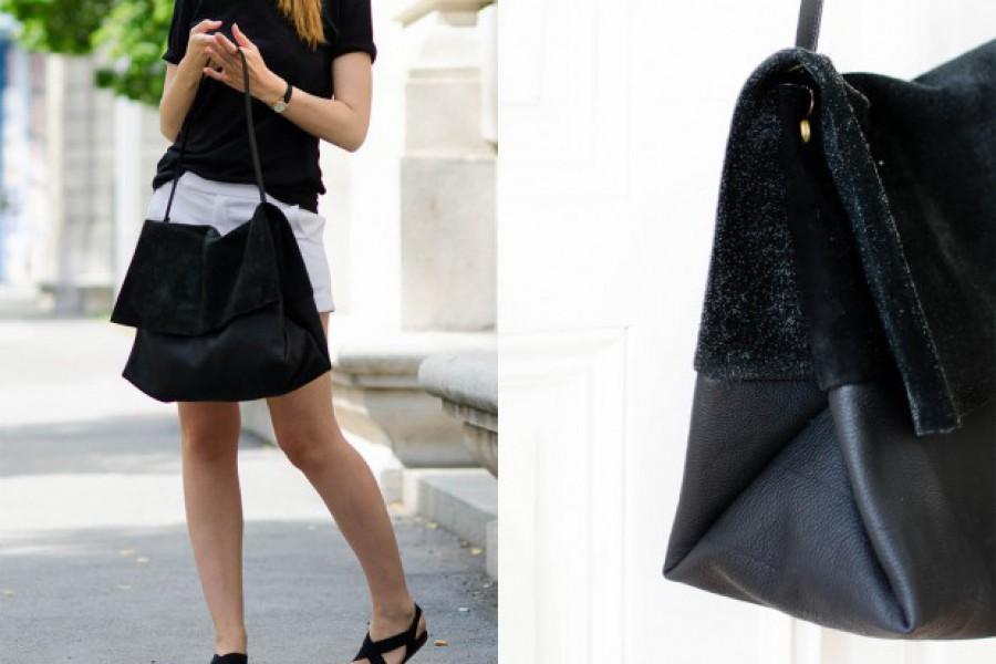Celine-ledertasche