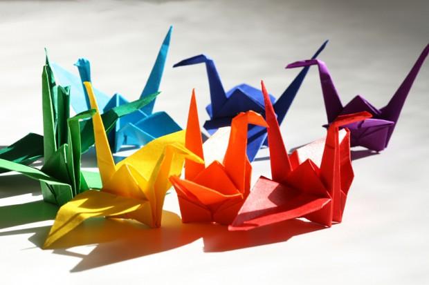 Origami_Tiere
