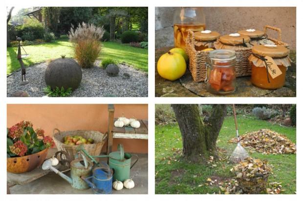 Schmiedegarten Herbst