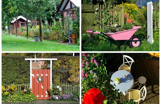 Ein Traumgarten zum Verlieben.