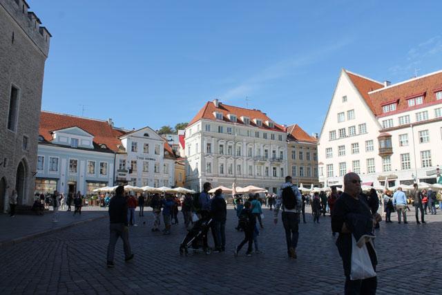 Tallinn Marktplatz