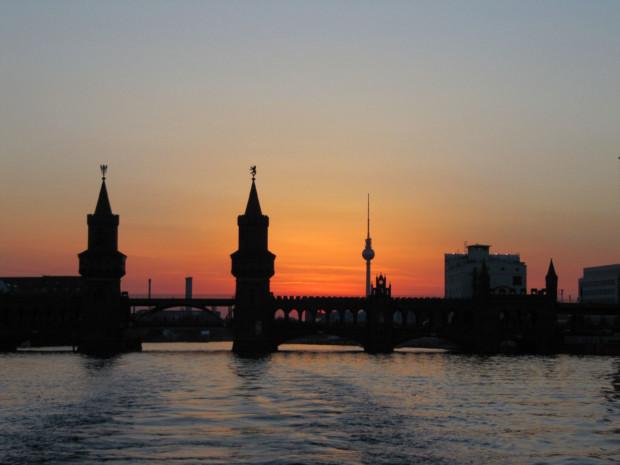 Berlin vom Wasser erkunden
