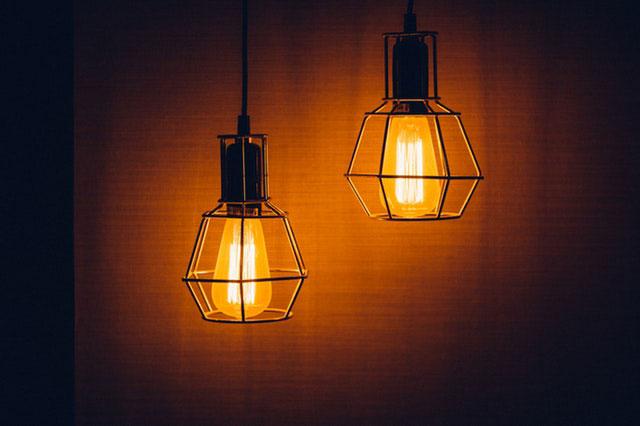 Große Lampen Trend 2018