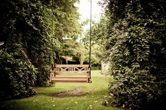 Zecken im Garten