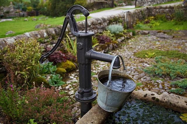Vintage Garten