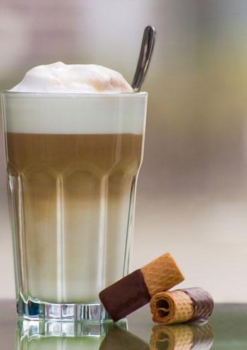 Latte Macchiato selber machen