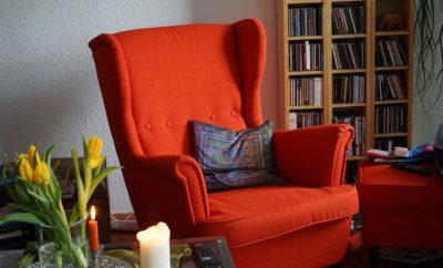 Der perfekte Sessel