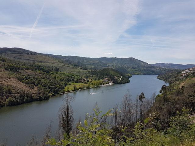 Douro Tal Fluss