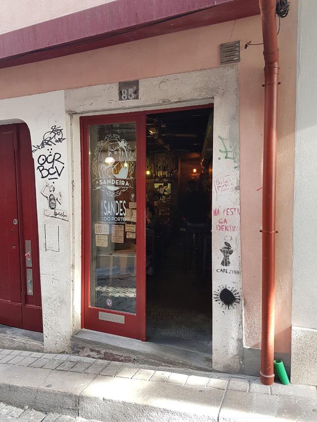 Sandeira do Porto