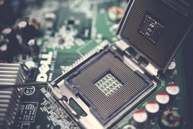 Recycling Technik Motherboard