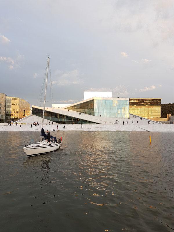 Oslo Norwegen Skandinavien