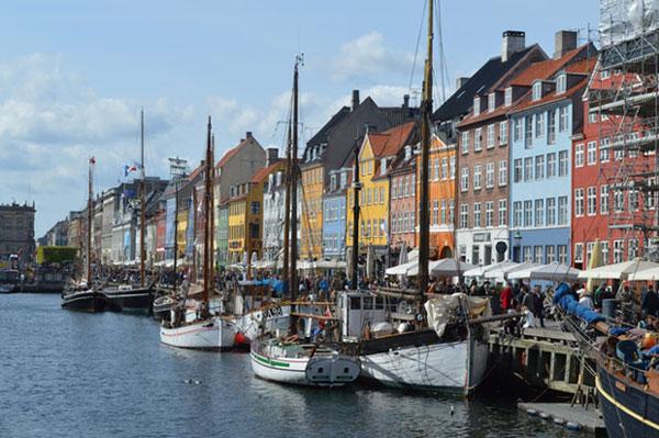 Skandinavien Kopenhagen