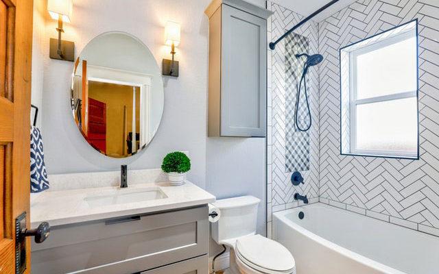 Ideen kleines Bad einrichten