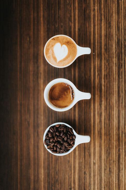 Bestes Kaffeearoma