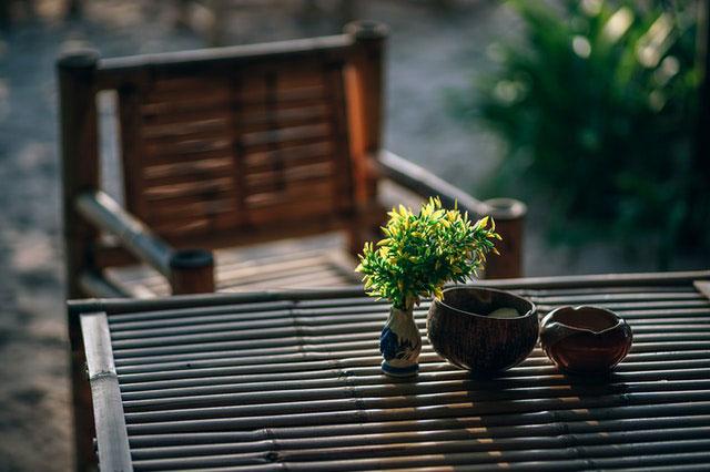 Möbel aus Bambus