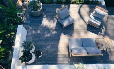 Terrasse Sommer gestalten