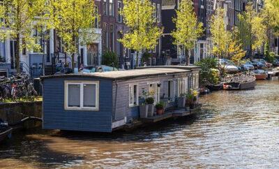 Hausboot-Tour Niederlande