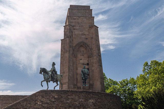 Ausflugsziel Hohensyburg Ruine