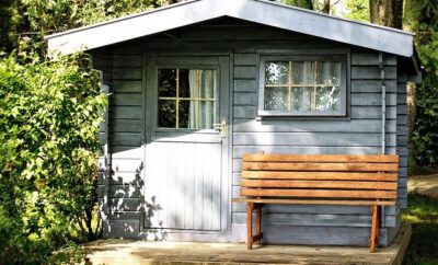Gartenhaus planen