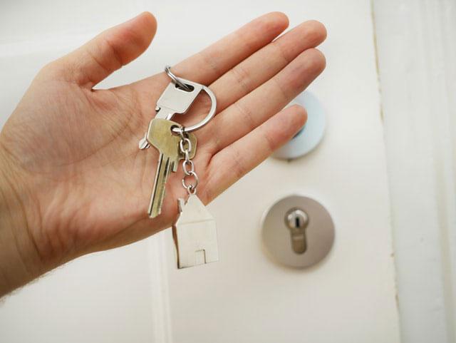 Sicherheitsschloss Zuhause einbauen