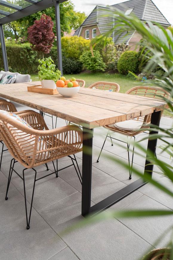 Terrassendielen Holz Vorteile